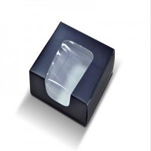 Black Window Soap Packaging Box