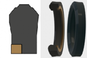 Durable Cylinder Rod Seals