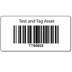 Asset Tags Barcode Labels