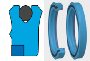 Hydraulic Rod-Piston