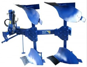 Agricultural Mouldboard Plough