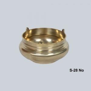 Brass Shirodhara Dhara Pot