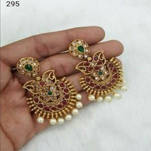 Very Beautiful Antique Earrings