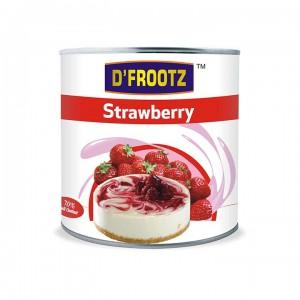 Decor Strawberry 2.7kg