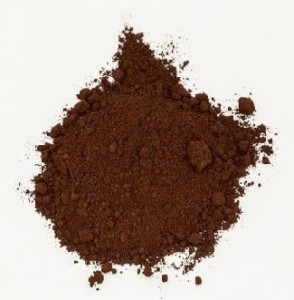 Brown Iron Oxide Pigments