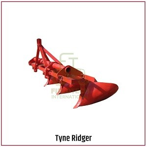 Tyne Ridger