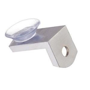 Brass L Button