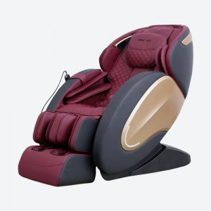 Divine Full Body Massage Chair (Red)