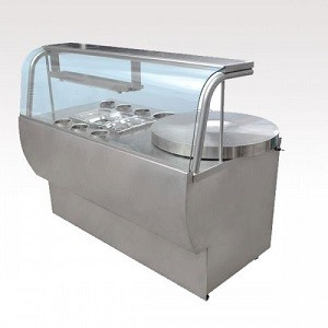 SS Chaat Counter