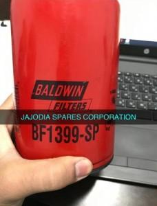 BF1399-SP Baldwin Fuel/Water Separator Filter