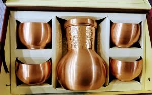Copperware in Corporate Gifting