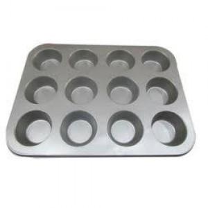 12 Cavity Muffin Tray