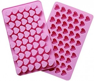Small Heart Mould