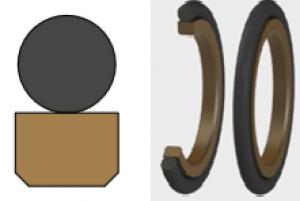 Hydraulic Cylinder Rod Seal