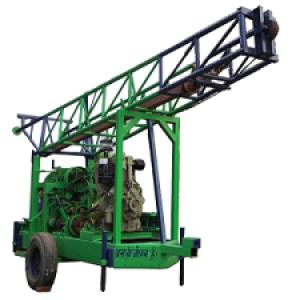 60HP Bore Well Drilling Machine