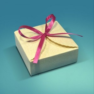 Square Gift Packaging Box