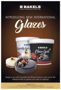 Bakels Chocolate Glaze [3 kg ]