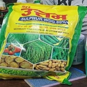 Sulfer 80 Percent WDG Fungicide