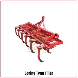 Spring Tyne Tiller