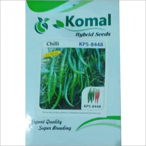 Green Chilly Hybrid Seeds