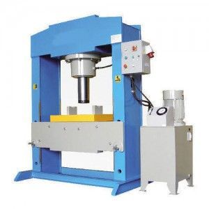 Semi Automatic Hydraulic