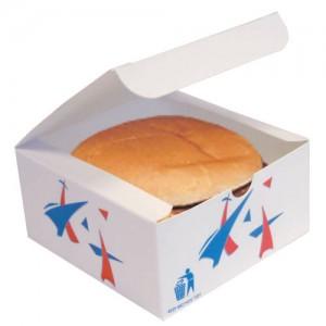 Custom Printed Food Box