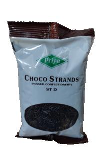 Priya Choco Strands 200 g