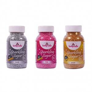 Honey Sweets Edible Premium Color Balls for Cake Cupcake Decoration