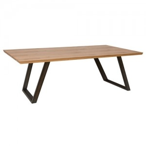 Solid Wood Fixed Top Dining