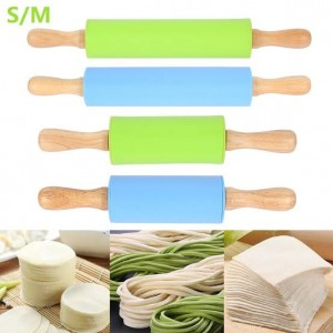 Silicone Cover Rolling Pin