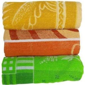 Designer Cotton Bath Towel