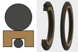 Cylinder Rod Seal