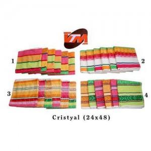 Cristyal Cotton Bath Towel