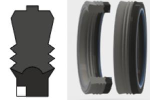 Durable Hydraulic Rod