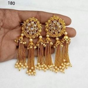 Attractive Fancy Earring Set