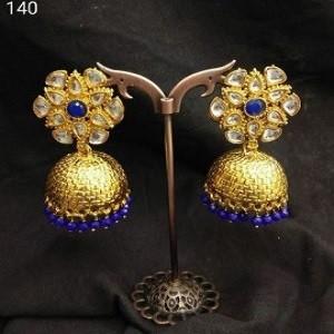 Kundan Earrings for Ladies