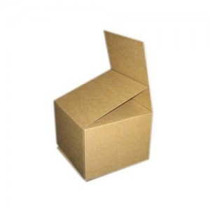 Overlap Slotted Cardboard