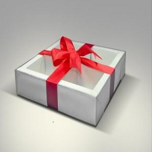 Duplex Paper Chocolate Box