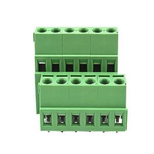 MU1.5H2L5.08/European terminal series And PCB Terminal Blocks