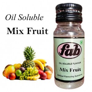 Fab Mix Fruit Essence Oil Base