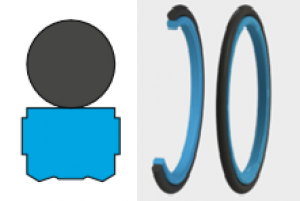 Cylinder Rod Seals