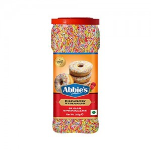 Assorted Deco Sprinkles Pouch