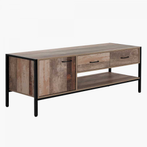 Industrial Entertainment Tv Unit Stand