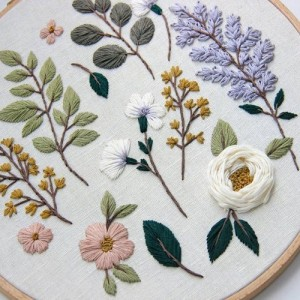 Embroidered Pattern