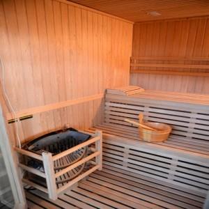 Sauna Bath Machine  Chamber