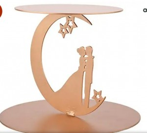 Topper Table [Couple Stand ]