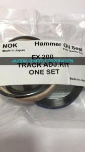 Nok Excavator Track Adjuster Seal Kit