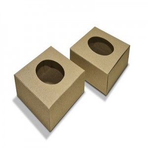 Square Soap Packaging Box