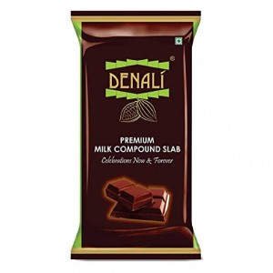 Denali Milk Chocolate Compound [ 1 kg]