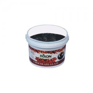 Button Chocolate Glaze